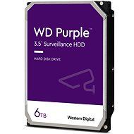 WD Purple 6TB - Hard Drive