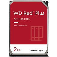 Western Digital 2,000 GB Red 64 megabytes cache - Hard Drive