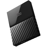 "WD 2.5"" My Passport 1TB Black - External Disk"