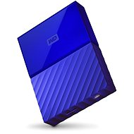 "WD 2.5"" My Passport 3TB blue - External Disk"