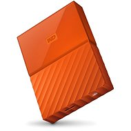 "WD 2.5"" My Passport 3TB Orange - External Disk"