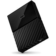 "WD 2.5"" My Passport 4TB Black - External Disk"