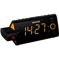 Sencor SRC 330 OR - Radio Alarm Clock