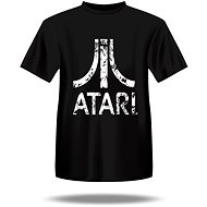 Atari T-Shirt – Distressed Logo - T-Shirt