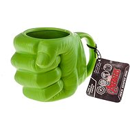 Marvel Hulk-shaped Mug - Hrnek