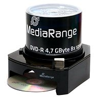 MediaRange Dispenser black - Optical Media Dispenser