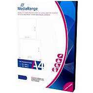 MediaRange for CD boxes (Jewelcase) - Booklets