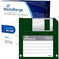 "MediaRange 3.5""/1.44MB (10pcs) - Floppy Disks"