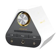 Creative SOUND BLASTER X7 White - Limited Edition - External Sound Card