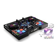 Hercules DJ Control Instinct P8 Party Pack - Mixing Console