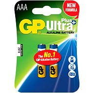 GP Ultra Plus LR03 (AAA) 2pcs in a blister - Battery