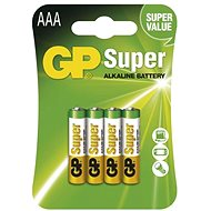 GP Super LR03 (AAA) 4pcs in blister - Battery