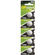 GP CR2025 (5 pieces) - Battery