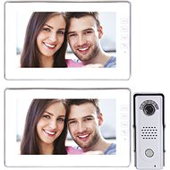 EMOS home video intercom set with memory EMOS H1019 with additional monitor H1119 - Video Phone