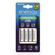 Panasonic Advanced Charger + 1900mAh AA eneloop 4 pieces - Charger