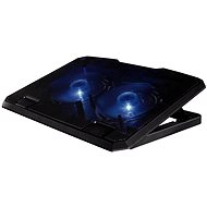 Hama notebook cooling pad, black - Stand