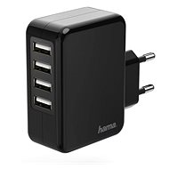 Hama network, 4 ports - Charger