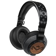 House of Marley Liberate XLBT - Midnight - Bluetooth Headphones