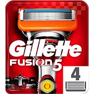 GILLETTE Fusion Power 4 pieces of spare heads - Men's shaver replacement heads