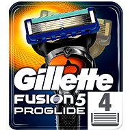 GILLETTE Fusion ProGlide Manual - 4 pieces of spare heads - Men's shaver replacement heads