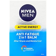 NIVEA MEN After Shave Balm 2in1 Active Energy 100 ml - After Shave Balm