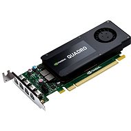 HP NVIDIA Quadro K1200 4GB - Graphics Card