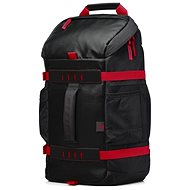 "HP Odyssey Backpack Black / Red 15.6"" - Laptop Backpack"