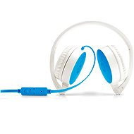 HP Stereo Headset H2800 Ocean Blue - Headphones with Mic