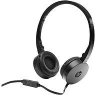 HP Stereo Headset H2800 Black - Headphones with Mic