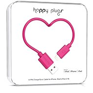 Happy Plugs Lightning Cerise 2m - Data cable