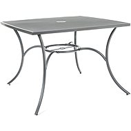 Happy Green Steel Square Table MAINE - Table