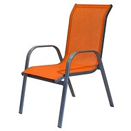 Ramada Happy Green Garden chair, orange - Chair