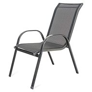 Happy Green Garden chair RAMADA, anthracite stripe - Chair