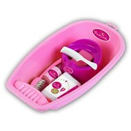 Klein Bath with accessories - Doll Accessory