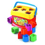 Fisher-Price Baby's First Blocks - Didactic Toy