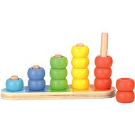 Bino Colors and counting - Didactic Toy
