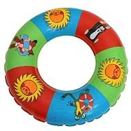 The little boy and his buddies - Inflatable circle - Inflatable Toy