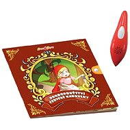 A smart pen with the Book of Adventure Red Riding Hood - Interactive Toy