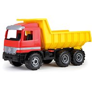 Lena Mercedes truck with lock - box - Toy Vehicle