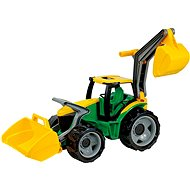 Lena Tractor with spoon and dredger - Toy Vehicle