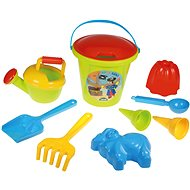 Sandbox for boys - Sand Tool Kit