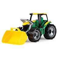 Lena Tractor with shovel green-yellow - Toy Vehicle