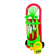 Garden Trolley with Accessories - Play Set