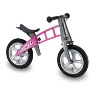 FirstBike Street Pink - Balance Bike