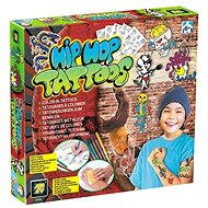 HipHop tattoo for boys - Beauty Set