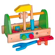 Woody Tool Bag - Didactic Toy