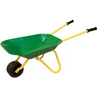 Woody Garden Wheelbarrow Green - Kids' Wheelbarrow