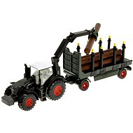 Siku Farmer - Trailer with log trailer - Metal Model
