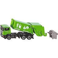Siku Super - Scania garbage truck - Metal Model