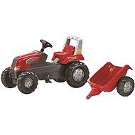 Rolly Toys Junior pedal tractor with siding - Pedal Tractor